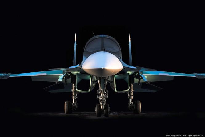 Chùm ảnh xưởng lắp ráp Su-34 Fullback Việt Nam dự kiến trang bị ảnh 1