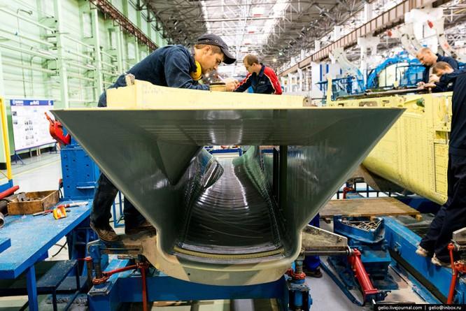 Chùm ảnh xưởng lắp ráp Su-34 Fullback Việt Nam dự kiến trang bị ảnh 5