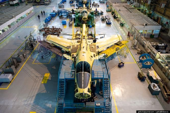 Chùm ảnh xưởng lắp ráp Su-34 Fullback Việt Nam dự kiến trang bị ảnh 10