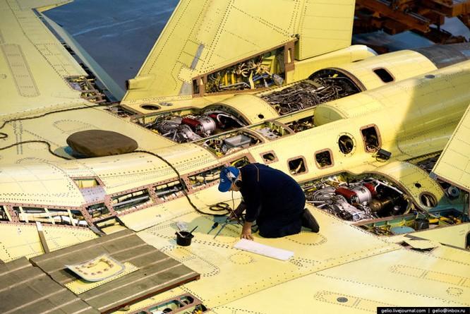 Chùm ảnh xưởng lắp ráp Su-34 Fullback Việt Nam dự kiến trang bị ảnh 15