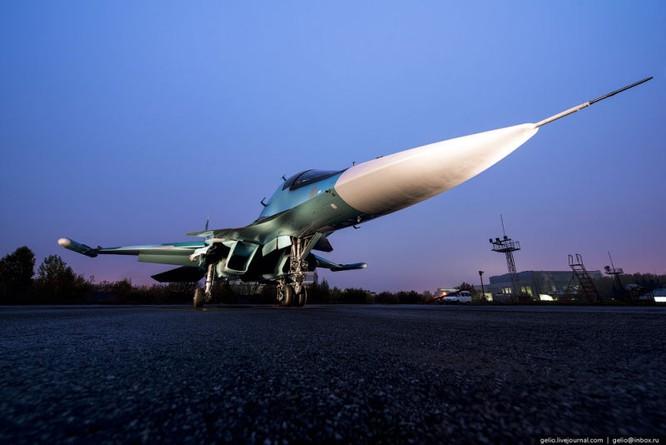 Chùm ảnh xưởng lắp ráp Su-34 Fullback Việt Nam dự kiến trang bị ảnh 22