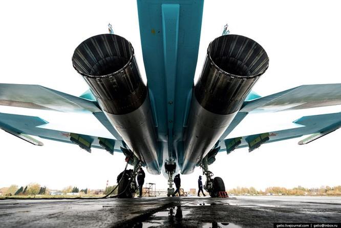 Chùm ảnh xưởng lắp ráp Su-34 Fullback Việt Nam dự kiến trang bị ảnh 23