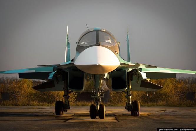 Chùm ảnh xưởng lắp ráp Su-34 Fullback Việt Nam dự kiến trang bị ảnh 24