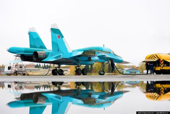 Chùm ảnh xưởng lắp ráp Su-34 Fullback Việt Nam dự kiến trang bị ảnh 25
