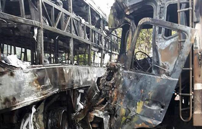 12 người thiệt mạng trong vụ tai nạn thảm khốc ảnh 2