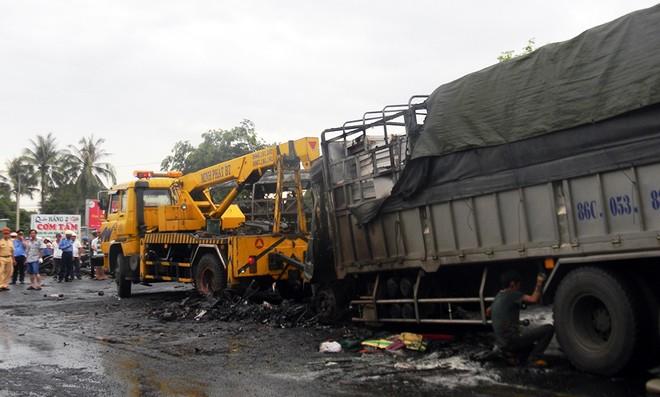 12 người thiệt mạng trong vụ tai nạn thảm khốc ảnh 7