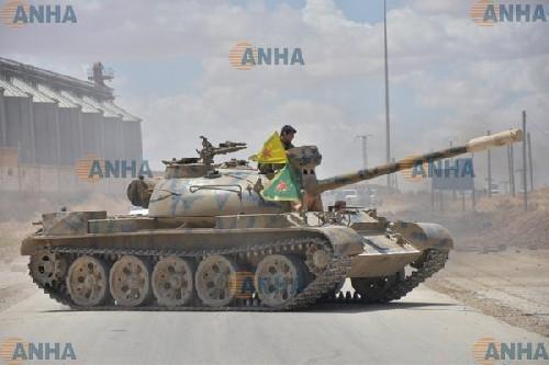 Video: Lực lượng Dân chủ Syria SDF triển khai tấn công Raqqa ảnh 4