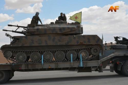 Video: Lực lượng Dân chủ Syria SDF triển khai tấn công Raqqa ảnh 6