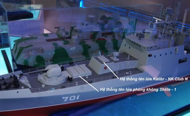 """Việt Nam dựng """"ô Biển Đông"""" với khu trục hạm phòng không ảnh 5"""