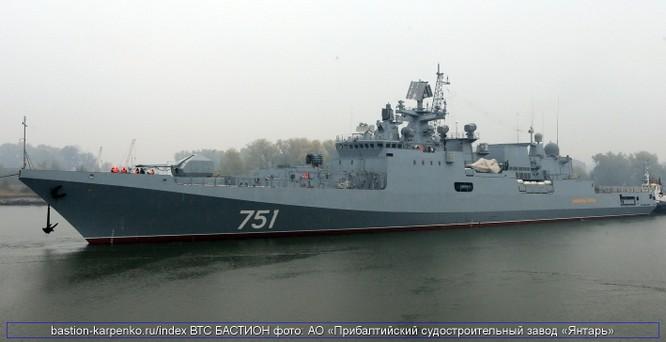 """Việt Nam dựng """"ô Biển Đông"""" với khu trục hạm phòng không ảnh 6"""