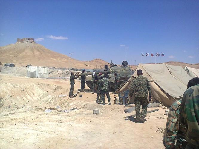 Quân đội Syria mở lại mặt trận giải phóng Deir Ezzor ảnh 1