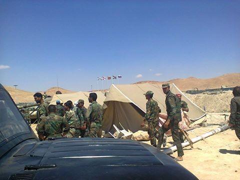 Quân đội Syria mở lại mặt trận giải phóng Deir Ezzor ảnh 2