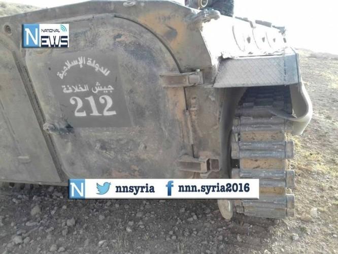 Cuộc phản kích của IS nhằm đánh chiếm lại ngã tư Zakiyah thất bại ảnh 1