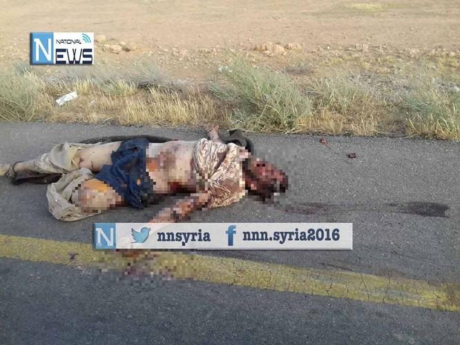 Cuộc phản kích của IS nhằm đánh chiếm lại ngã tư Zakiyah thất bại ảnh 3