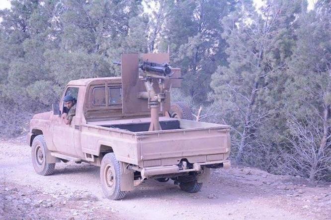 Cuộc phản kích của IS nhằm đánh chiếm lại ngã tư Zakiyah thất bại ảnh 4