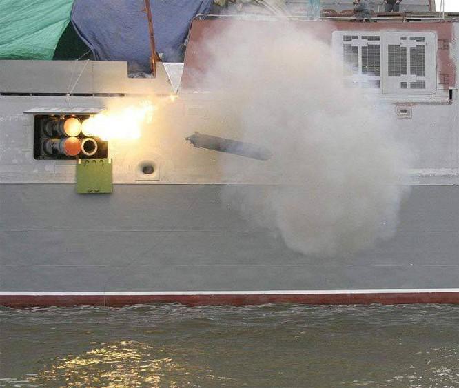 """Chiến hạm Gepard Việt Nam sẽ có """"bảo bối"""" săn ngầm trên Biển Đông ảnh 1"""