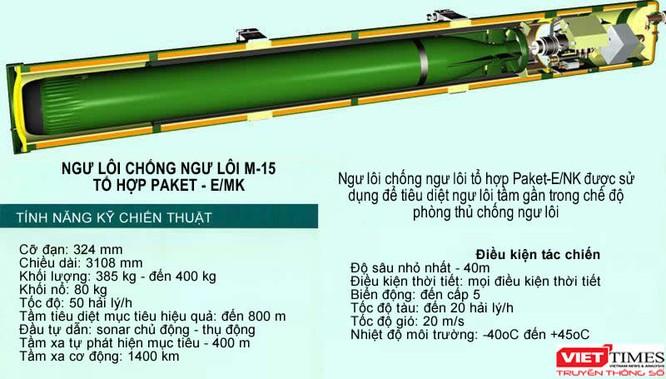 """Chiến hạm Gepard Việt Nam sẽ có """"bảo bối"""" săn ngầm trên Biển Đông ảnh 5"""