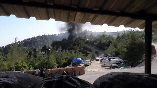 Lực lượng Hồi giáo Turkmen công khai sử dụng trại tị nạn làm căn cứ quân sự ảnh 1
