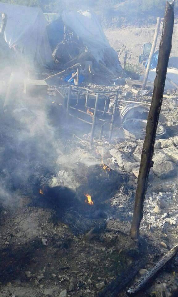 Lực lượng Hồi giáo Turkmen công khai sử dụng trại tị nạn làm căn cứ quân sự ảnh 2