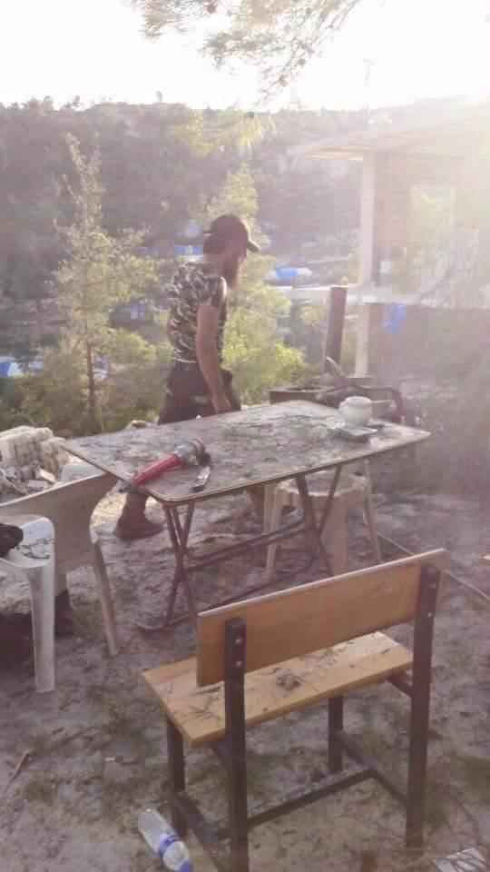 Lực lượng Hồi giáo Turkmen công khai sử dụng trại tị nạn làm căn cứ quân sự ảnh 4