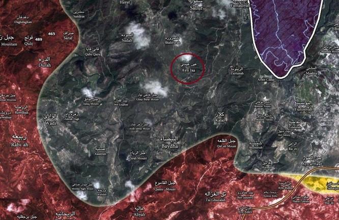 Video: Quân đội Syria tấn công làng Ayn Isa bất thành ảnh 1