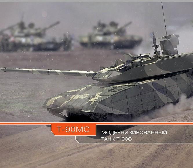 Việt Nam sắm siêu tăng T-90MS mạnh cỡ nào ảnh 1