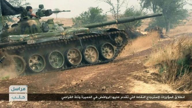 Quân đội Syria lại bị Jabhat Al Nusra đẩy lùi trên địa bàn Khan Touman, Aleppo ảnh 1