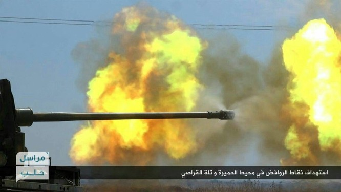 Quân đội Syria lại bị Jabhat Al Nusra đẩy lùi trên địa bàn Khan Touman, Aleppo ảnh 2
