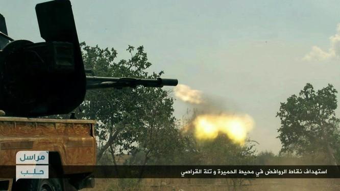 Quân đội Syria lại bị Jabhat Al Nusra đẩy lùi trên địa bàn Khan Touman, Aleppo ảnh 3
