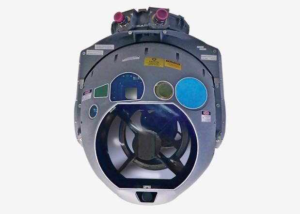 """Hệ thống """"chiếu yêu"""" MTS nâng cấp được trang bị cho UAV Mỹ ảnh 1"""