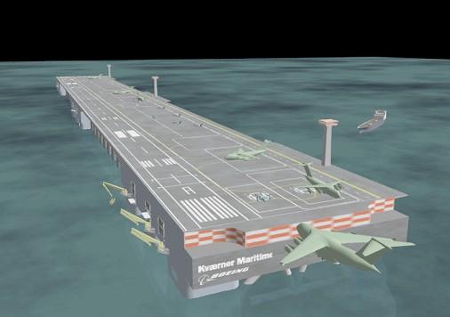 """Biển Đông nóng, Mỹ tính xây tổ hợp căn cứ nổi """"đấu"""" Trung Quốc ảnh 3"""