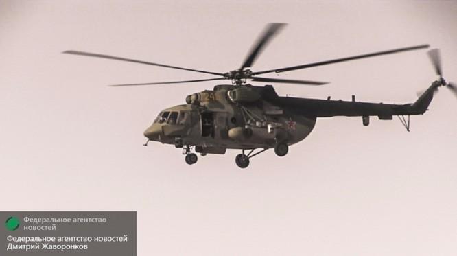 Nga sử dụng Mi – 24 chống IS, vô hiệu hóa MANPAD phương Tây. ảnh 1