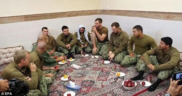 Thêm một chỉ huy Hải quân Mỹ bị sa thải trong vụ bắt giữ trên lãnh hải Iran ảnh 1