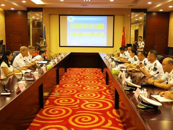 Mỹ đối phó Trung Quốc sau phán quyết về đường lưỡi bò ảnh 3