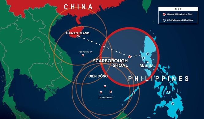 Mỹ đối phó Trung Quốc sau phán quyết về đường lưỡi bò ảnh 2