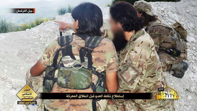 Lực lượng đảng Hồi giáo Turkmen tấn công ở Latakia ảnh 2