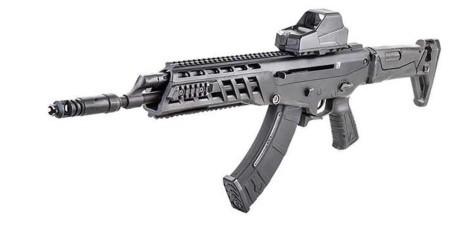 Súng trường tấn công AK Alpha - phiên bản Kalashnikov USA (Video) ảnh 2