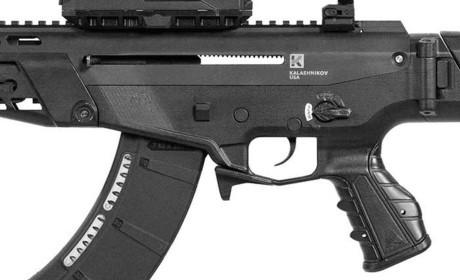 Súng trường tấn công AK Alpha - phiên bản Kalashnikov USA (Video) ảnh 3