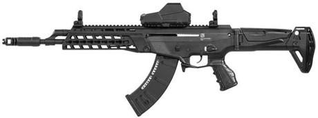 Súng trường tấn công AK Alpha - phiên bản Kalashnikov USA (Video) ảnh 4