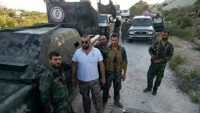 Quân đội Syria tập kết binh lực chuẩn bị tấn công ở Latakia ảnh 1