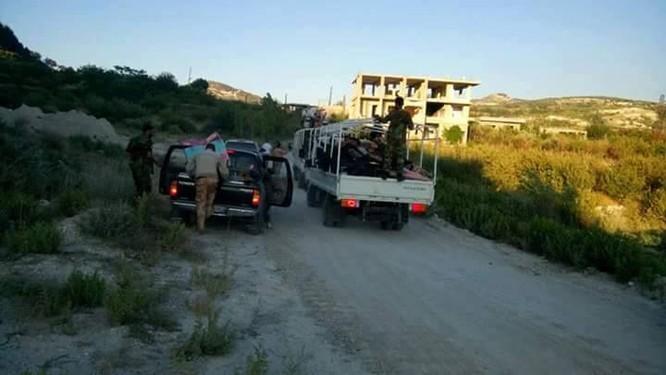 Quân đội Syria tập kết binh lực chuẩn bị tấn công ở Latakia ảnh 2