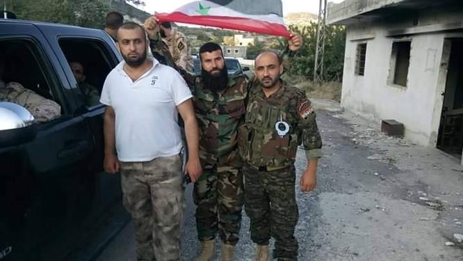 Quân đội Syria tập kết binh lực chuẩn bị tấn công ở Latakia ảnh 3