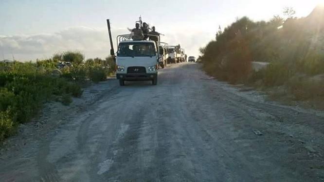 Quân đội Syria tập kết binh lực chuẩn bị tấn công ở Latakia ảnh 4