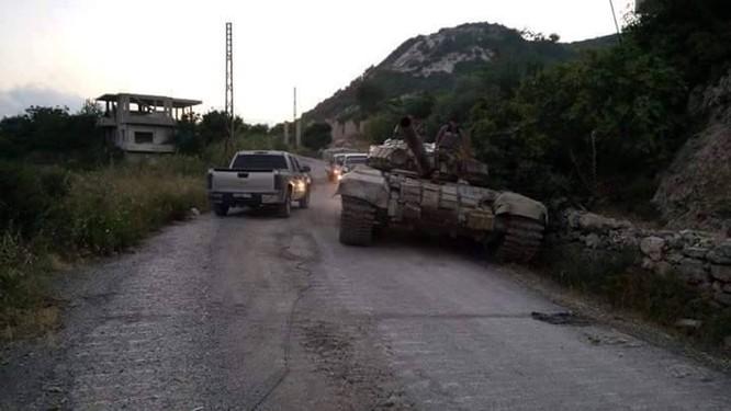 Quân đội Syria tập kết binh lực chuẩn bị tấn công ở Latakia ảnh 5