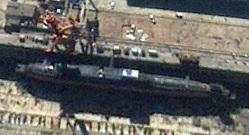 """Bí mật về """"át chủ bài"""" tàu ngầm hạt nhân Trung Quốc ảnh 1"""