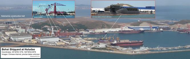 """Bí mật về """"át chủ bài"""" tàu ngầm hạt nhân Trung Quốc ảnh 4"""