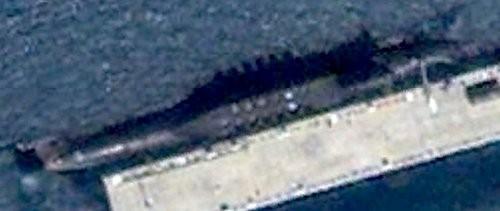 Tàu ngầm Trung Quốc khó thoát trước thiên la địa võng Mỹ ảnh 2