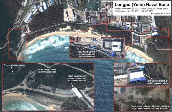 Tàu ngầm Trung Quốc khó thoát trước thiên la địa võng Mỹ ảnh 4