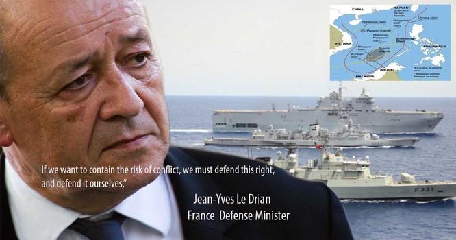 Trung Quốc gây căng thẳng, Mỹ-Nhật-EU liên thủ đối phó ảnh 1