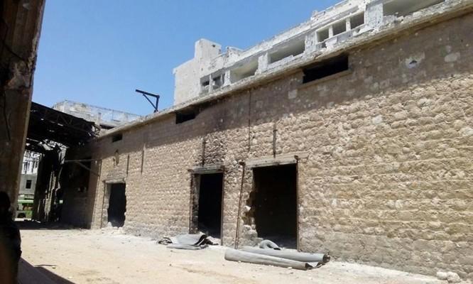 Quân đội Syria tiếp tục tấn công ở thành phố Aleppo ảnh 2